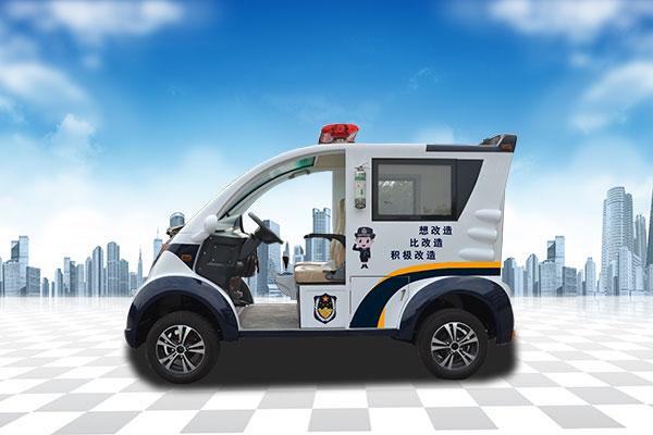 森源鸿马X5型电动囚车